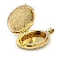Occ. 14 krt. gouden hanger