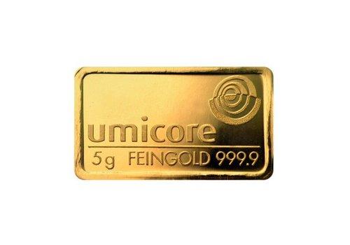 Goudbaar 5 gram