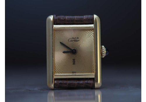 Cartier le Must Vermeill