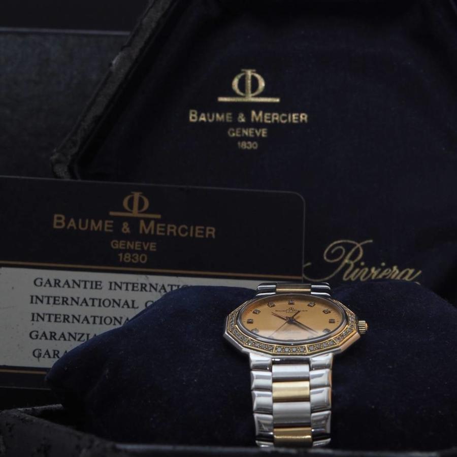 Occasion Baume& Mercier Riviera