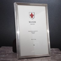 Zilveren fotolijst Maxim 3512  EO.