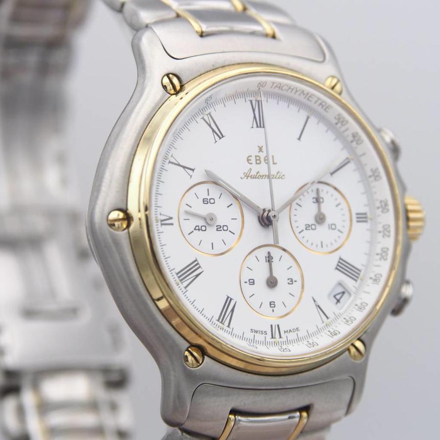 Ebel le Modulor heren horloge