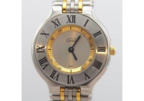 Cartier 21 Le Must Lady's