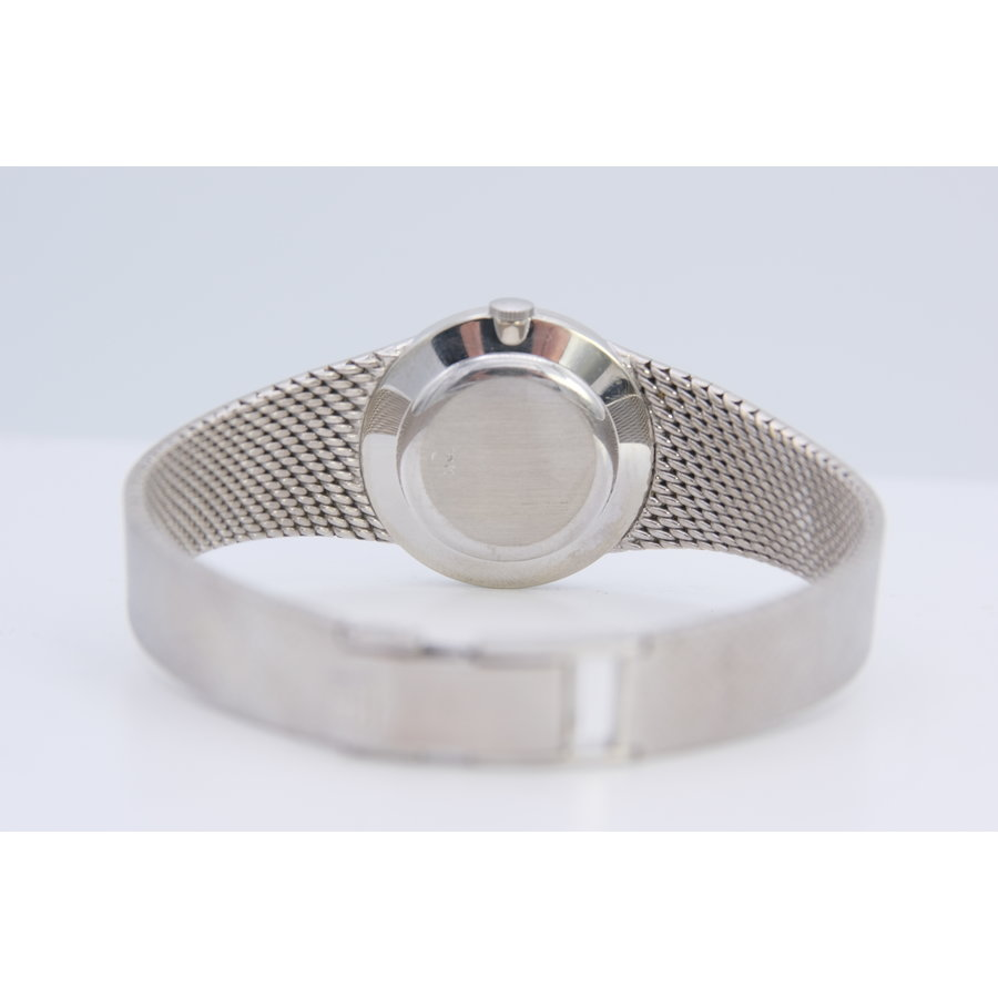Ebel dames horloge 18k witgoud