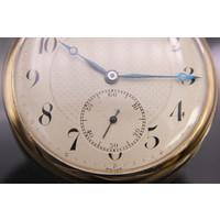 Longines 18k zak horloge