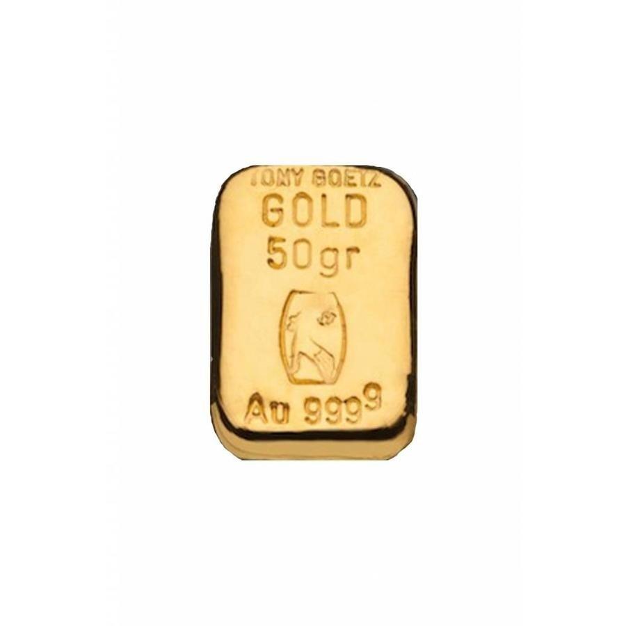 50g goudbaar 999.99