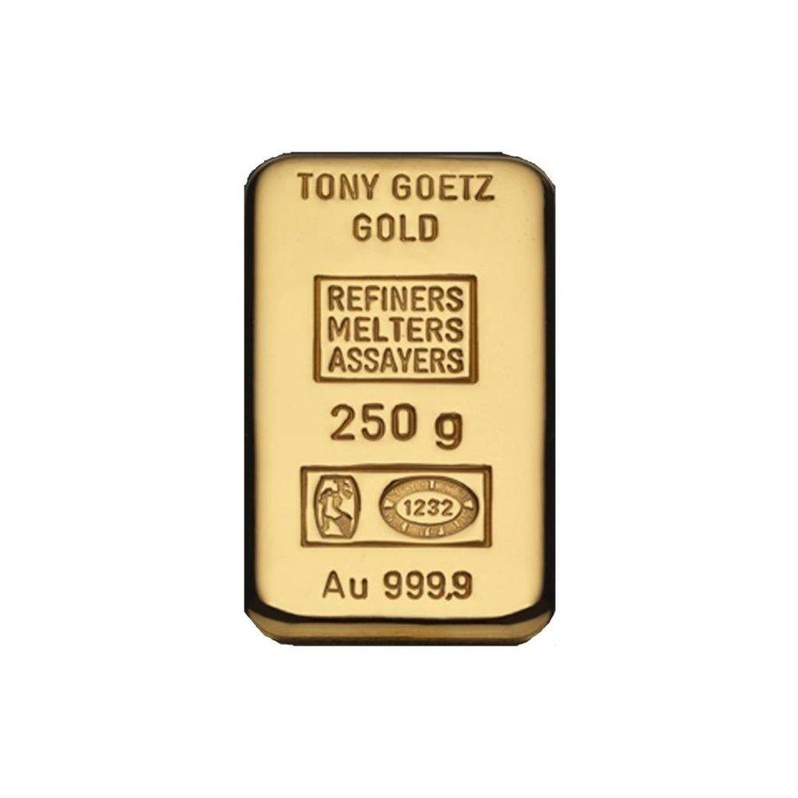 250g goudbaar
