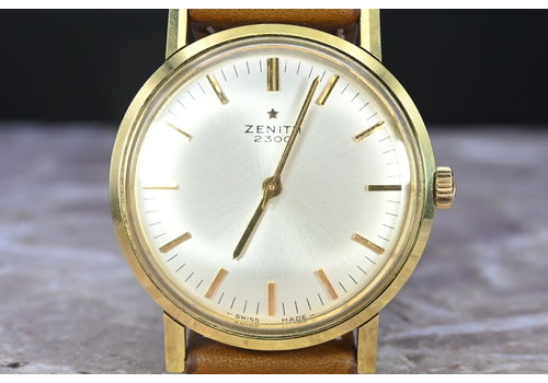 Occasion Zenith gold plat