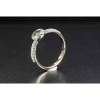 Occasion Chopard Happy Diamond ring