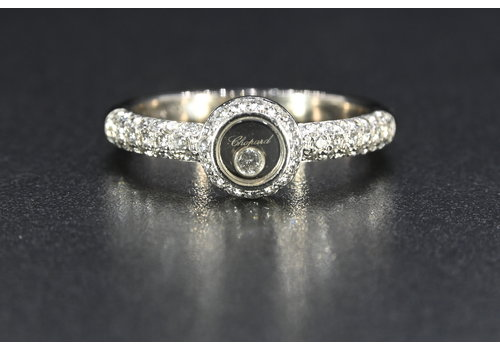 Occasion Chopard Happy Diamond ring
