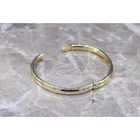 14k Geelgouden armband