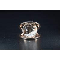 Occasion Royal Asscher ring