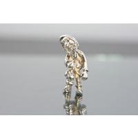 Occasion zilver miniatuur kabouter 8.2gr U.RR