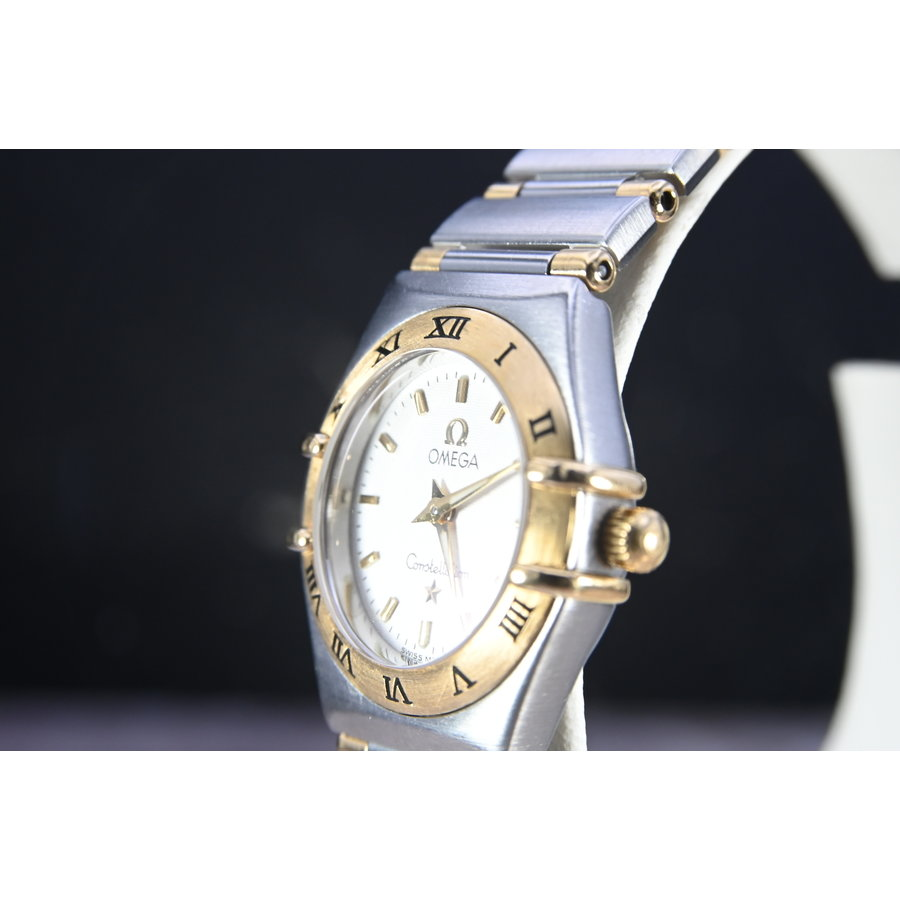 Occasion  Omega lady constellation NRR.
