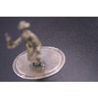 Occasion zilver miniatuur servicester 7.3gr E.RR