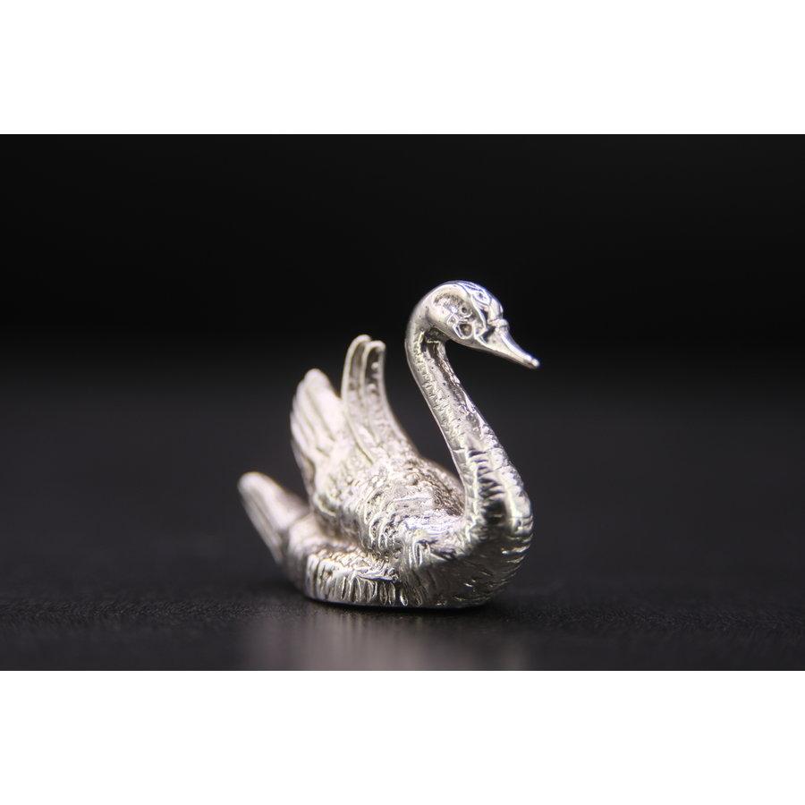 Occasion zilver miniatuur Zwaan 23.7 gr BK.RR