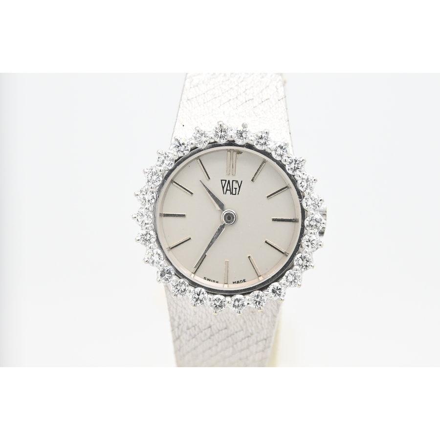 Occasion 18k  Pagy DPH horloge DAR.