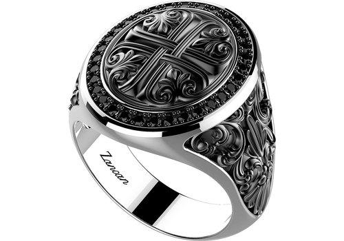 Zancan zilver ring exa150 BNR.