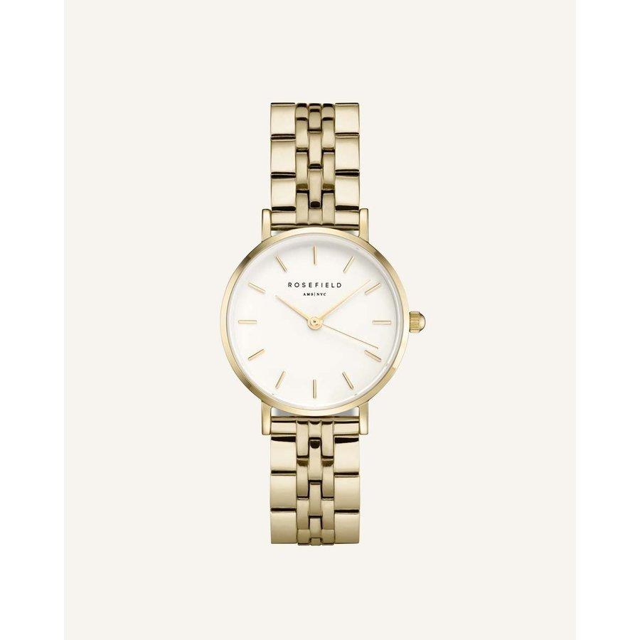 Rosefield 26WSG-267  dames horloge HD.