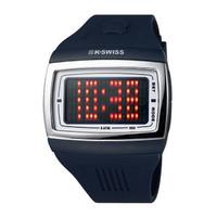 new K.swiss 93-0003-506 heren horloge