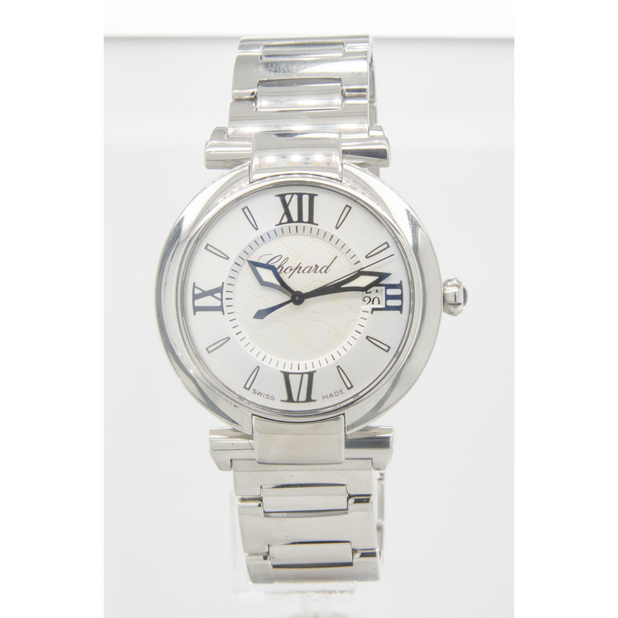 Occasion Chopard imperiale staal band quartz