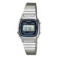 CASIO LA670WA-2DF DI DAMES HORLOGE  OR.