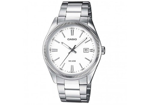 casio MTP-1302D-7A1VDF DI HEREN HORLOGE OR.