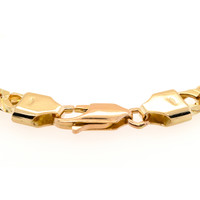 Occasion 14 karaat geel goud armband 20.98 gram