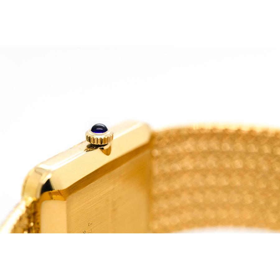 Occasion 18 karaat geel goud Baume&Mercier