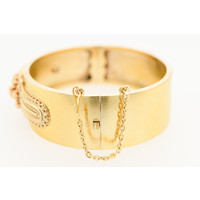 Occasion 14 karaat geel goud armband 30.5 gram