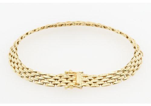 occasion 14 karaat geel goud armband 11.94 gram