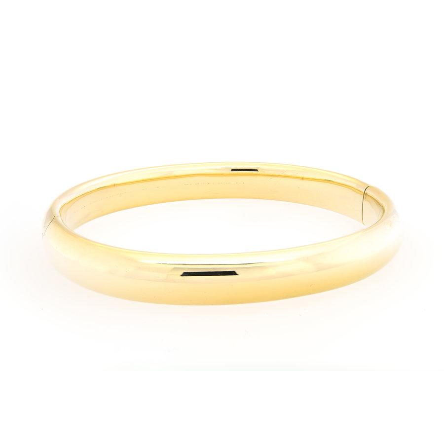 Occasion 14 karaat geel gouden armband 20.1 gram