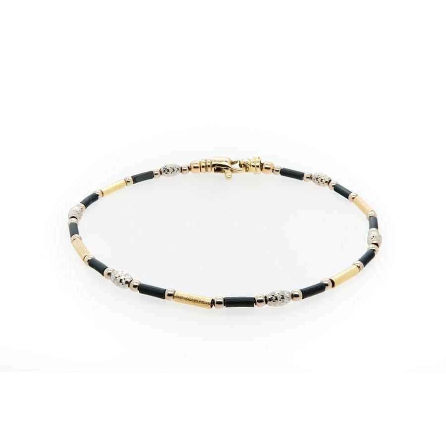 Occasion 18 karaat geel goud armband 4.7 gram
