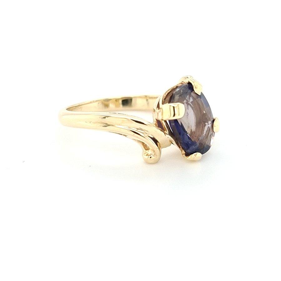 Occasion 14 karaat gouden ring 3.6 gram