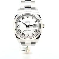 Occasion Rolex Datejust heren horloge
