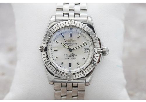 Occasion Breitling dames horloge