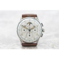Occasion universal Geneve compax heren horloge