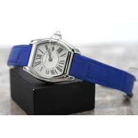 Occasion Cartier Roadster dames horloge