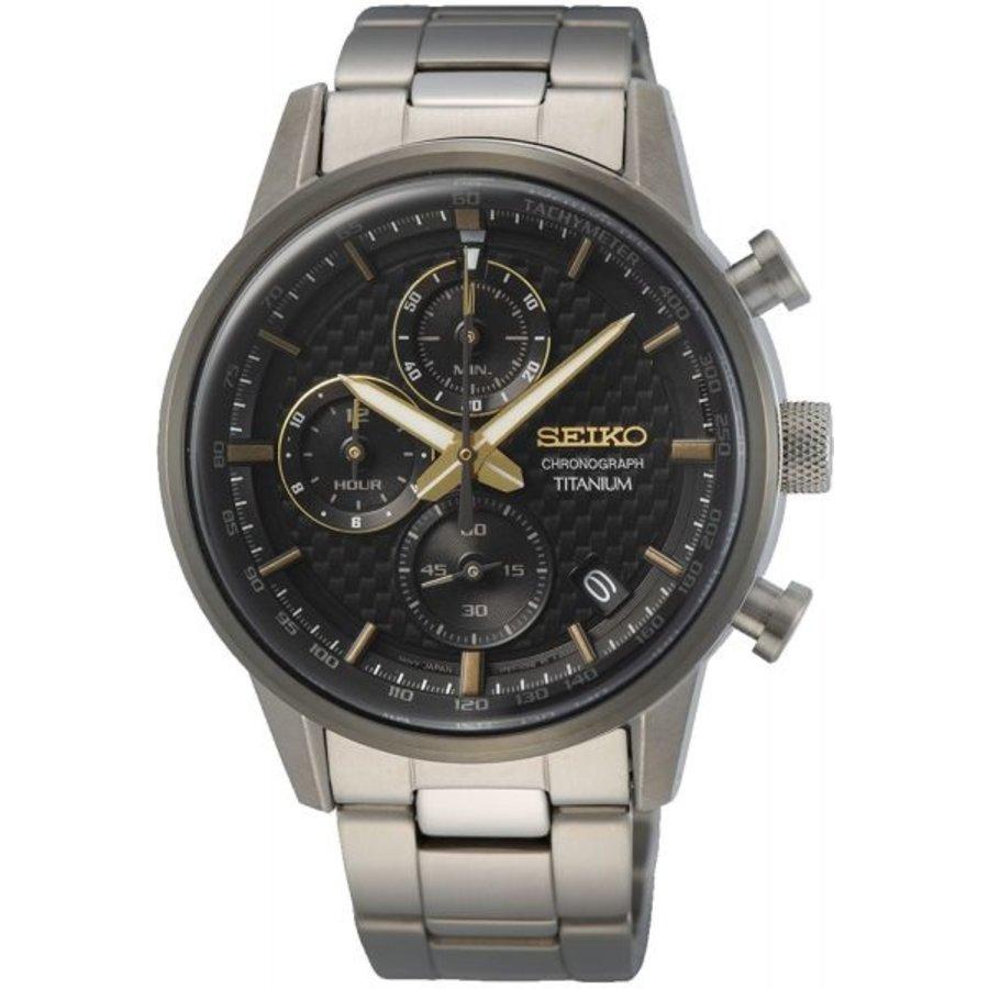 Seiko SSB391P1 heren horloge chronograaf