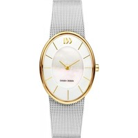 DENISH DESIGN ROMO OVAL IV65Q1168 dames horloge