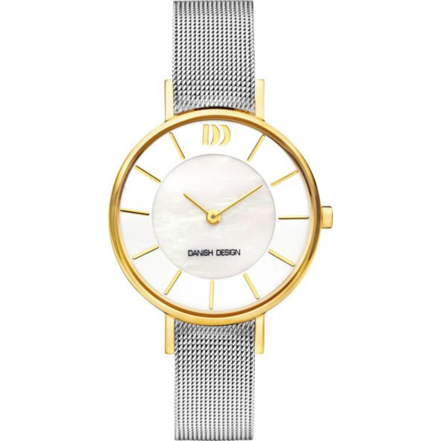 Danish Design RØMØ IV65Q1167 dames horloge