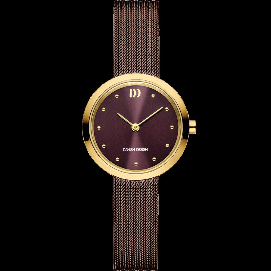 DDANISH DESIGN  IV74Q1210 dames horloge