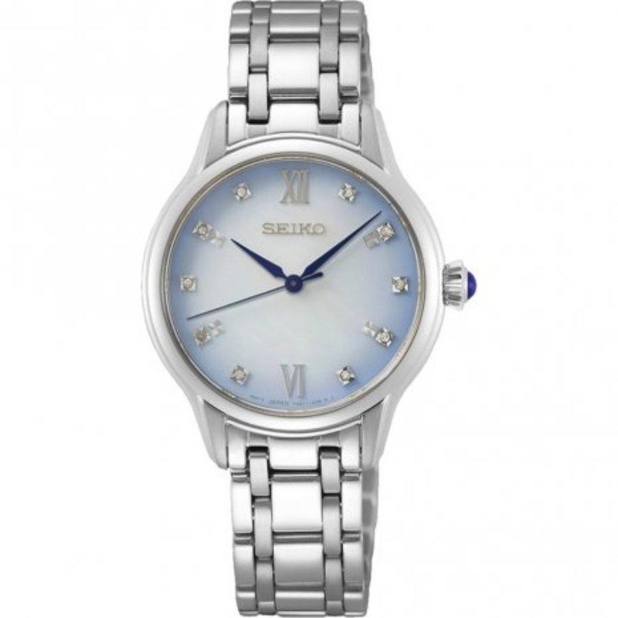 Seiko limited edition dameshorloge met diamant SRZ539P1
