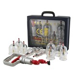 Ching Ming Vacuum Cupping Set 15 pieces