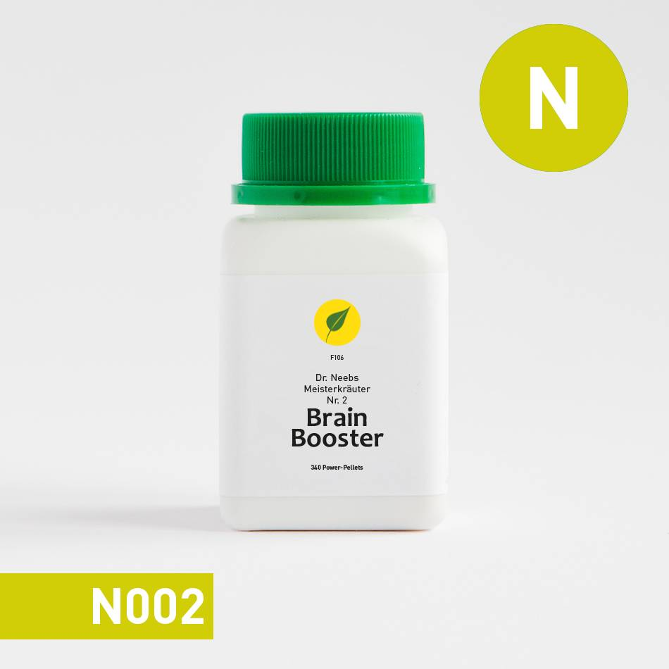 PHŸTOCOMM.®  Dr. Neebs Nr. 2 - Brain Booster