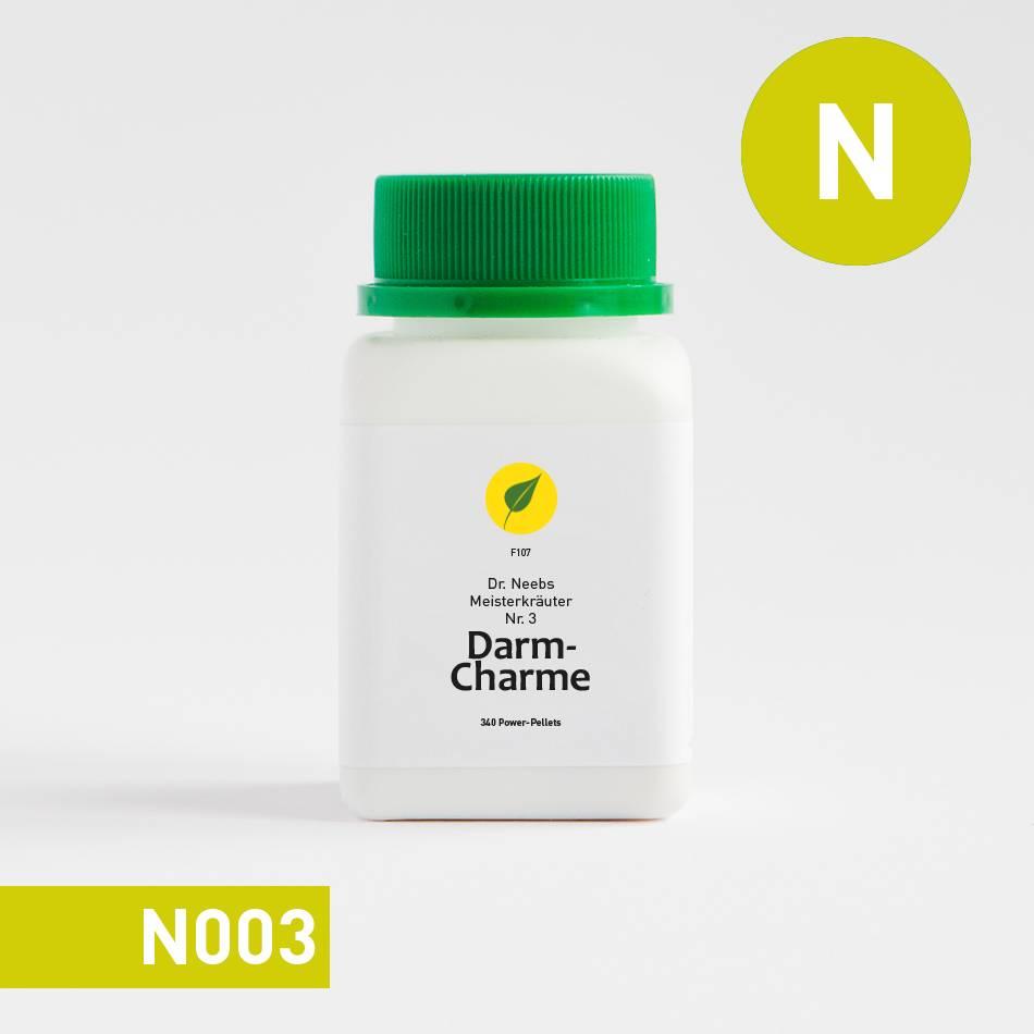 PHŸTOCOMM.®  Dr. Neeb N° 3 - Modulation du microbome