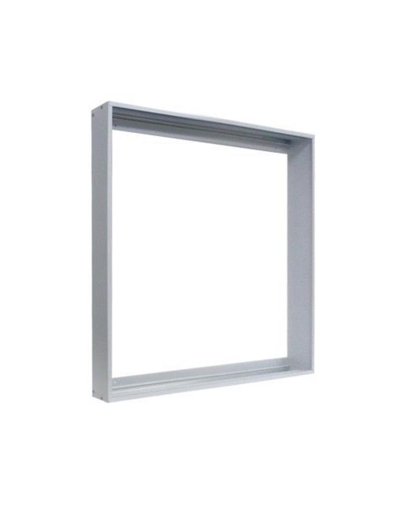 60x60cm LED Paneel Frame Systeem Aluminium incl. bevestigingsmateriaal