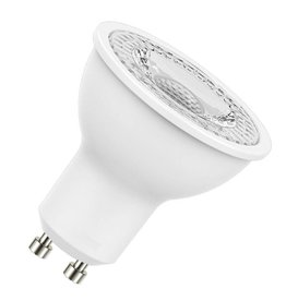 LED spot GU10 -  dimbaar - 7W vervangt 55W - 3000K warm wit licht