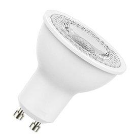 LED spot GU10 -  dimbaar - 7W vervangt 55W - 4000K helder wit licht