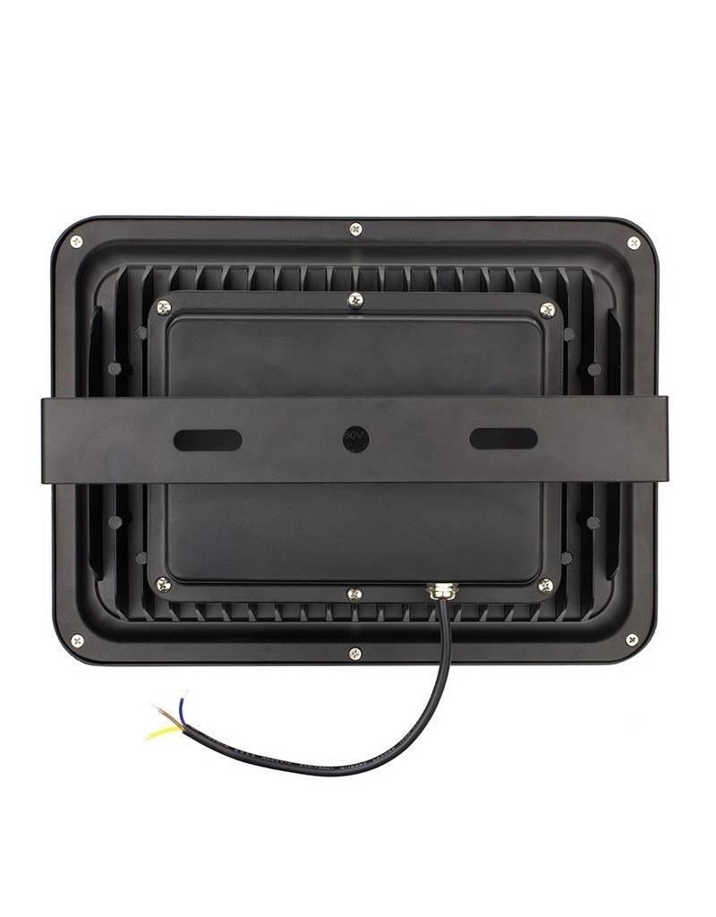 150W LED floodlight schijnwerper 6000K IP65 vervangt 1350W